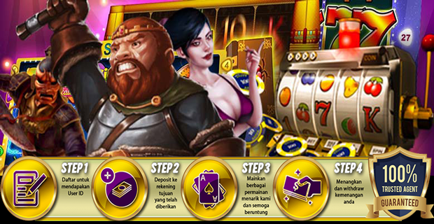 Daftar Judi Game Slot Play1628